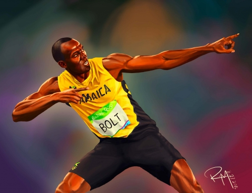 Tribute to Usain Bolt