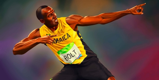 usain-bolt-painting