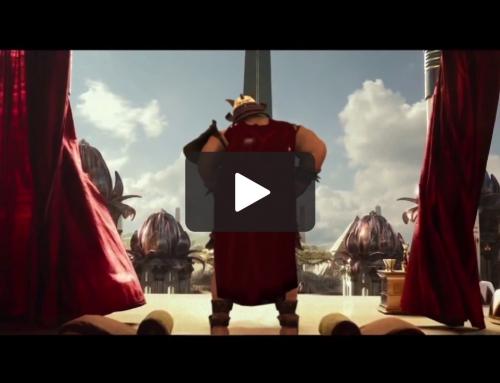 Gods of Egypt – VFX – Motion Capture – Composite