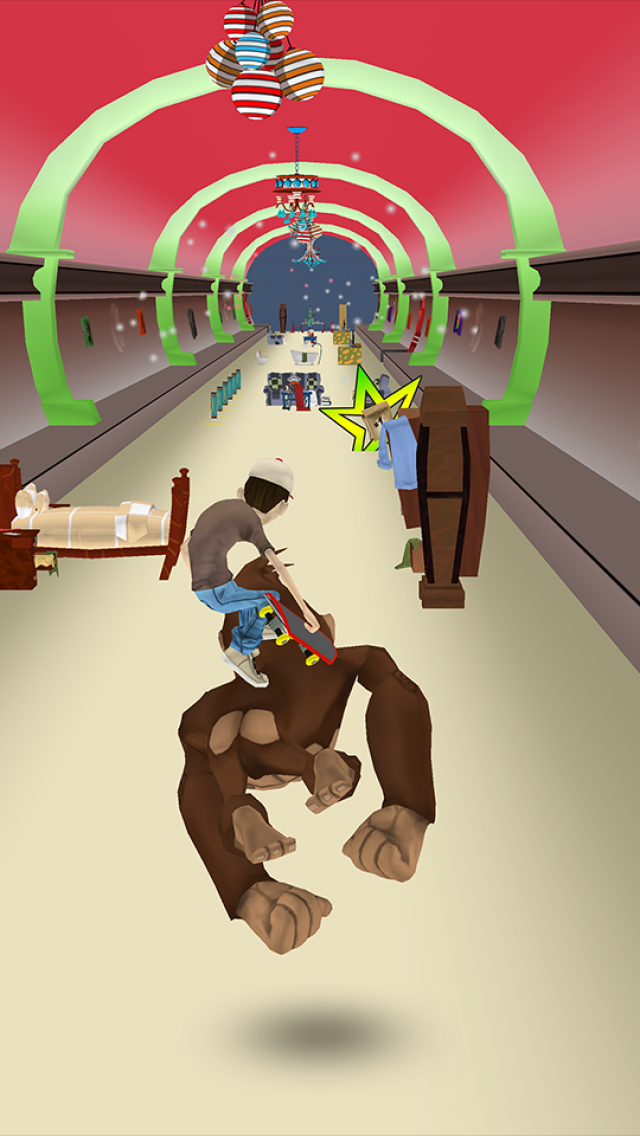 dream dodger gorilla