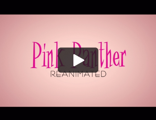 Pink Panther Reanimated