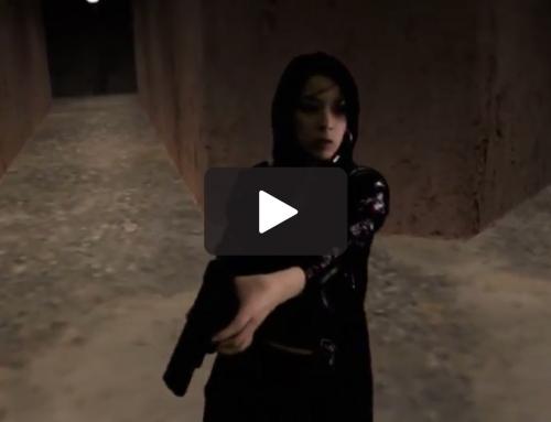 Shots Fired VFX Composite Breakdown